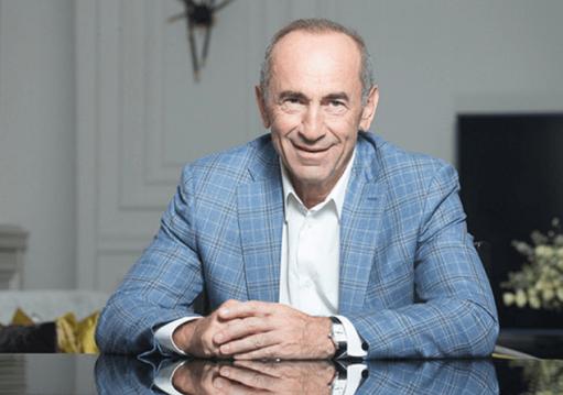 Роберт Кочарян отбывает в Москву   24news