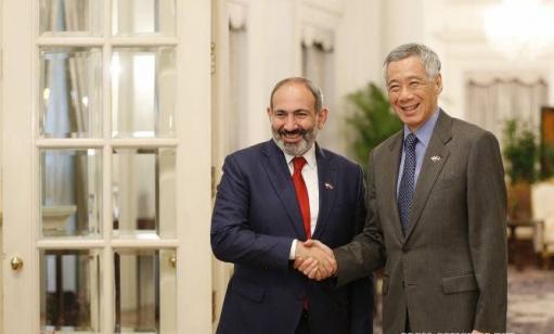Image result for սինգապուրի վարչապետ